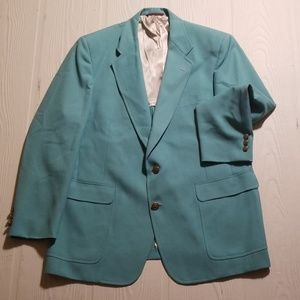 Hart Shaffner & Marx golf suit jacket